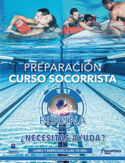 socorrista preparation radsport